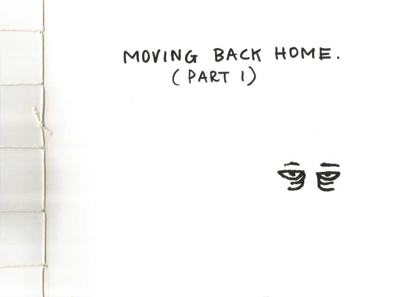 Moving Back Home © Julia Arrendondo - viceversapress.com