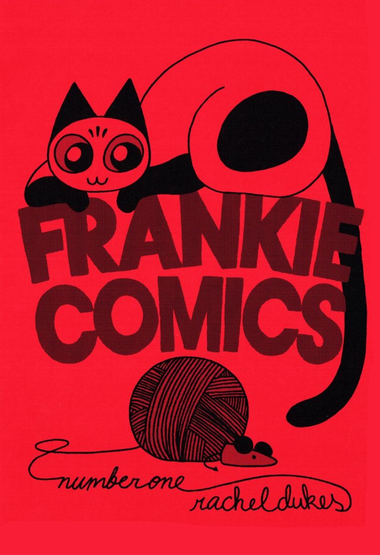 Frankie Comics © Rachel Dukes