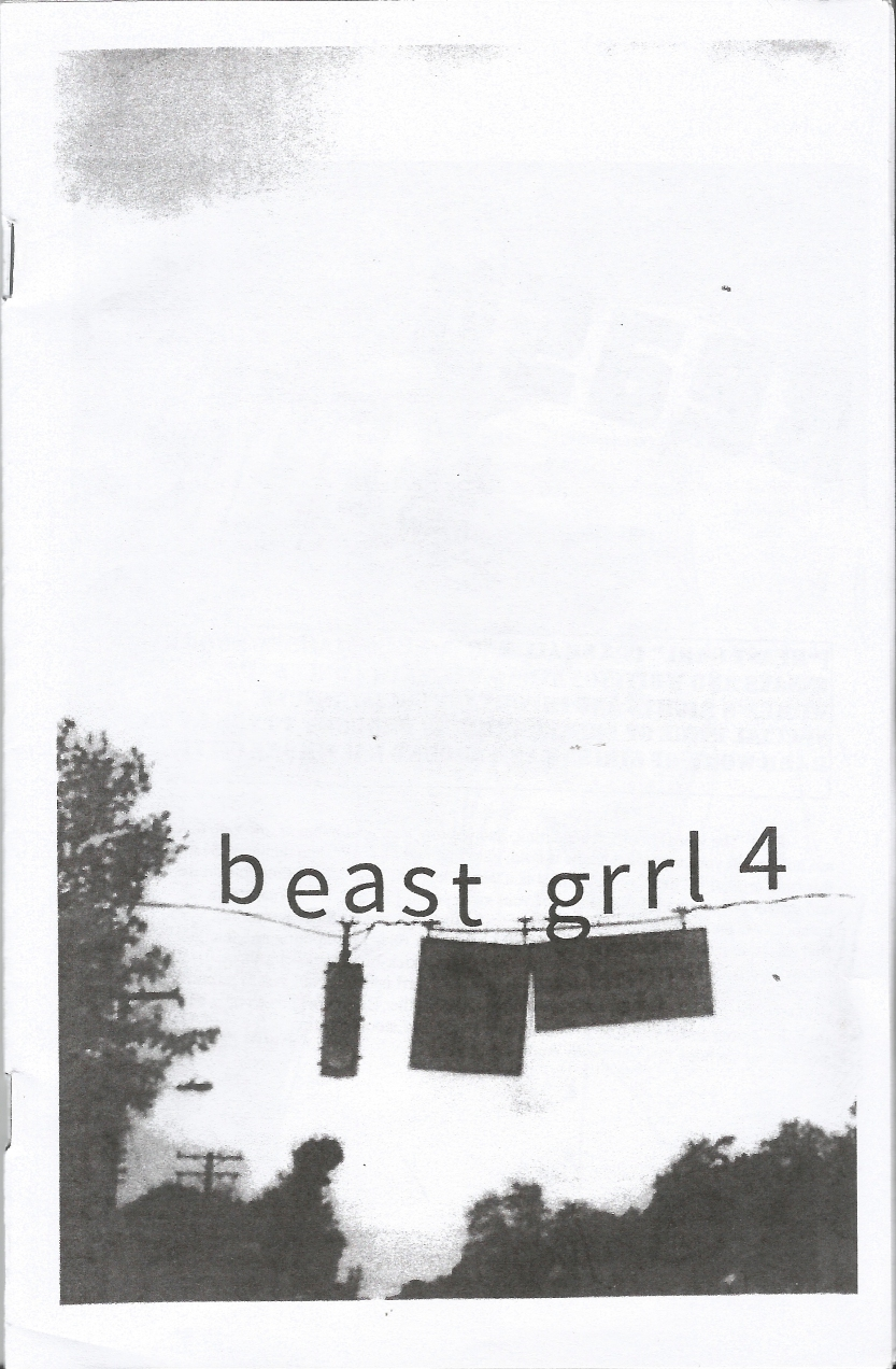 Beast Grrl © The Beast Grrl Collective
